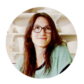 Alexandra Garrigues, céramiste