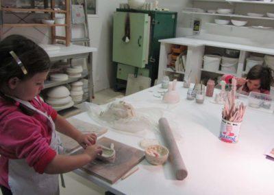 Cours de céramique Enfants